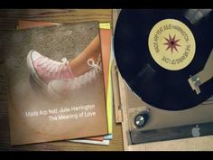 Mads Arp feat. Julie Harrington - The Meaning of Love (chill out)