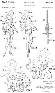 Articulated Paper Art Doll Templates
