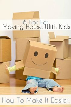 6 Tips on Moving House With Young Children - In The Playroom