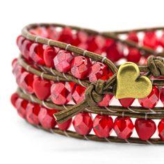 The Heart Within Bracelet