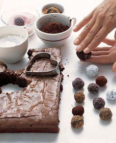 Brownies balls!*
