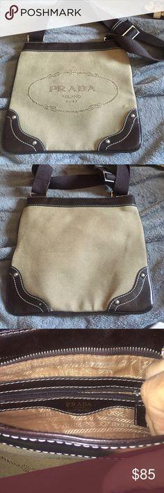 Prada crossbody bag Like new condition Prada Bags Crossbody Bags