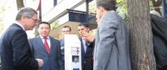 Start on Madrid's EVs infraestructure with Emerix recharge station