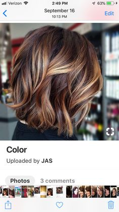 Brown Hair With Caramel Highlights, Hair Color Highlights, Hair Colour, Fall Hair Colors, Brown Hair Colors, Hair Color Ideas For Brunettes Short, Tortoise Hair, Brunette Color, Brunette Hair