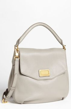 Just got my new MARC BY MARC JACOBS Leather Flap Hobo available at #Nordstrom  LOVE ANNIVERSARY SALE