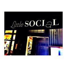 Little Social.French. £120. 4*.
