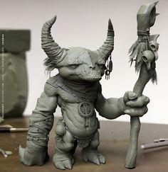 The Dark Battalion - SHAMAN, OccultArt _ on ArtStation at https://www.artstation.com/artwork/lOALG