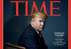 Trump person of the year Time