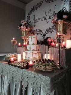 nişan masası engagement table Diy Wedding, Wedding Gifts, Wedding Cakes, Dream Wedding, Engagement Decorations, Wedding Decorations, Table Decorations, Banquet Centerpieces, Anniversary Plans