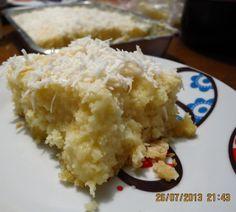 super recomendo Bolo Diet de Coco Toalha Felpuda