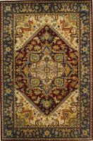 Safavieh introduces its most popular oriental rug designs in a new series of hand-tufted rugs aptly called Classic II. Classic II is for those who appreciate the quality and workmanship of handmade rugs at affordable prices.