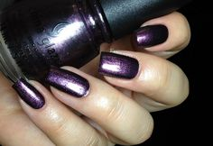 China Glaze Autumn Nights collection: Rendezvous With You | Fashion Polish