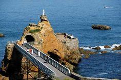 Gu-Biarritz Reise. Befindet sich die finden Sie in unserem gu von Biarritz: Orte zu besuchen, Gastronom, Parteien...