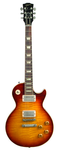 Duane Allman | '59 Gibson Les Paul Standard | his main guitar until his passing. Now at the RRHOF.
