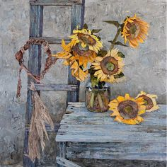 Sunflowers -   Denis Sarazhin