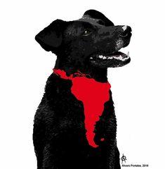 Mexico Chile, Inktober, Instagram, Animals, Image, Bolivia, Latina, Protest Art, Black