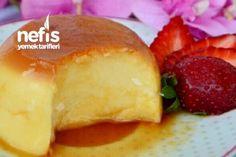 Kolay Krem Karamel Tarifi Cantaloupe, Pudding, Fruit, Desserts, Recipes, Food, Tailgate Desserts, Deserts, Custard Pudding