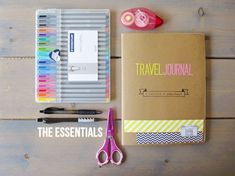 cuaderno de viaje para niños | La Casa de los Gamusinos