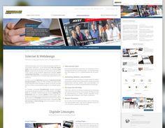 Webseite, Internet & Webdesign