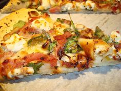 A Spicy Perspective Fig-Prosciutto Pizza » A Spicy Perspective
