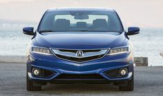 Acura ILX A Spec 2016 Front
