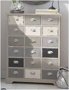 Would love to find an old card catalog for CD storage