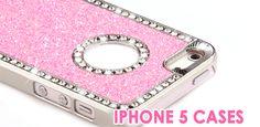 Glitter iPhone 5 Cases