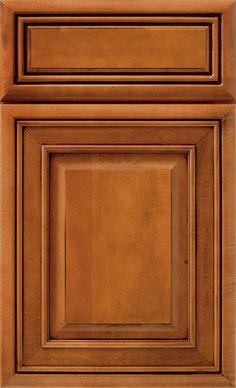 Diamond henderson x whiskey black cherry for Caldwell kitchen cabinets