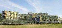 Özyeğin University Student Center / ARK-itecture
