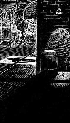 Illustration for Stephen King's Needful Things
