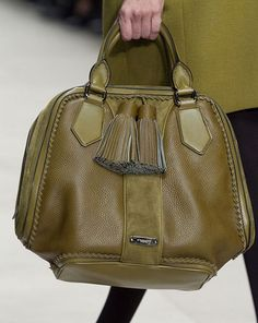 -Leather Handbag Trends for Fall, Winter 2012
