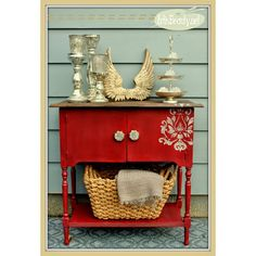 Thrift Store Furniture Makeovers - The Cottage Market