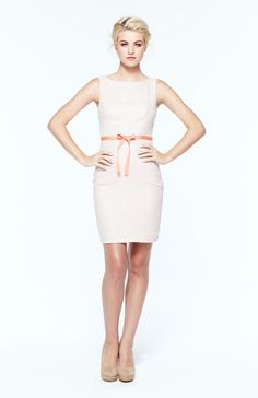 paper crown: fairfield dress with bow Lauren Conrad Cute outfit. Estilo Fashion, Love Fashion, Fashion Models, Fashion Shoes, Girl Fashion, Pretty Dresses, Beautiful Dresses, Dresses For Work, Dress For Graduation Day