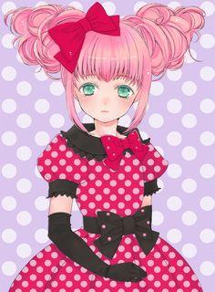 !!! Minnie Mouse anime!!!! @Natalie Jost Jost Jost Armijo-Eddy