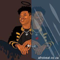 Nasty C art Cartoon by Trapkiidbilly strings & bling album Tupac Art, Cute Girl Wallpaper, Hip Hop Art, Music Download, Boy Art, House Music, Picsart, Cool Kids, Cute Girls