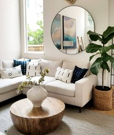 Living Room - repinned by www.youngandmerri.com