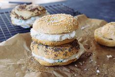 Vegane Cream Cheese Bagel   Zucker&Jagdwurst