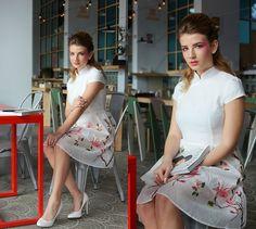 Mango Bags, Jessica Simpson Heels, Spring Resort, White Beige, Dresses For Work, China, Elegant, Pretty, Bohemian