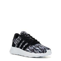 9a681f9571d Adidas Kids  Lite Racer K Running Shoe Pre Grade School Shoes (Black