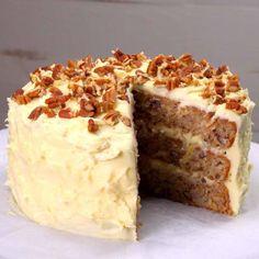 Hummingbird Cake Recipe & Video | TipHero