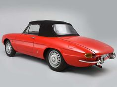 Alfa Romeo Spider 1600 Duetto (1967)
