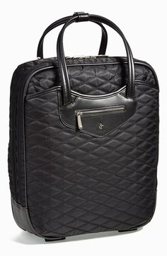 Free shipping and returns on KNOMO London 'Scala' Wheeled Business Bag (18 Inch) at Nordstrom.com. Quilted nylon forms a sharp business bag mounted on free-rolling wheels for effortless convenience.