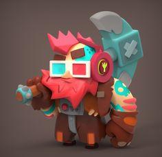 Mobile Game Artist