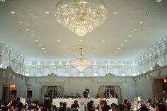 hotel georgia reception