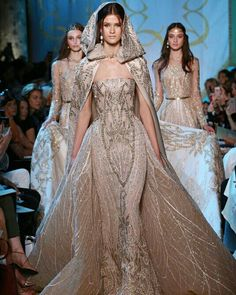 Elie Saab Haute Couture Fall 2017 (PFW)