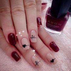 Pretty Toe Nails, Cute Nails, Nail Shapes Squoval, Luminous Nails, Elegant Nail Art, May Nails, Different Nail Designs, Crystal Nails, Cute Nail Art