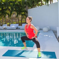 It's time to give your rear view some attention. This workout will naturally lift your butt and slim down your thighs while boosting your metabolism (read: Buh-bye fat!) so you're ready to ditch the