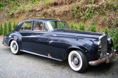 Motoring Monday: 1959 Bentley S2 - http://barnfinds.com/motoring-monday-1959-bentley-s2/