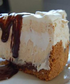 Recipe for Chocolate Peanut Butter Pie - Tomorrow is Pi(e) day. You know Pi, 3.14. So in honor of that, we are sharing this awesome chocolate peanut butter pie recipe with you. Think giant peanut butter cup...only better!