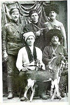Погромщики атамана Струка.
